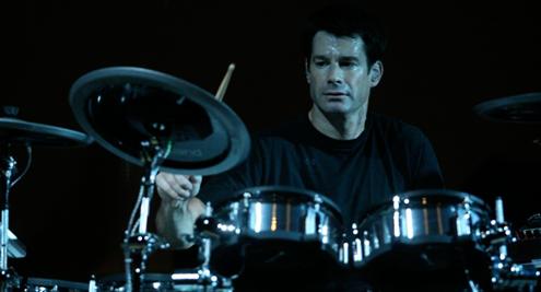 speed around the drum set