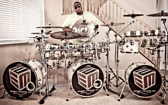 Eric Moore Drummer
