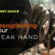 strengthening your weak hand