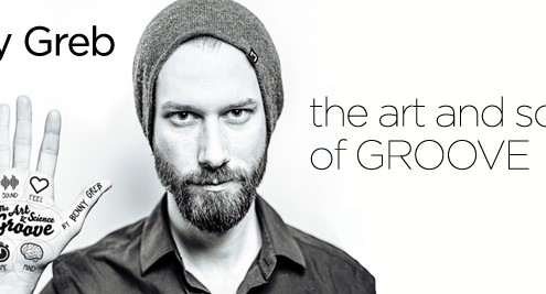 Benny Greb - The art and Science of Groove