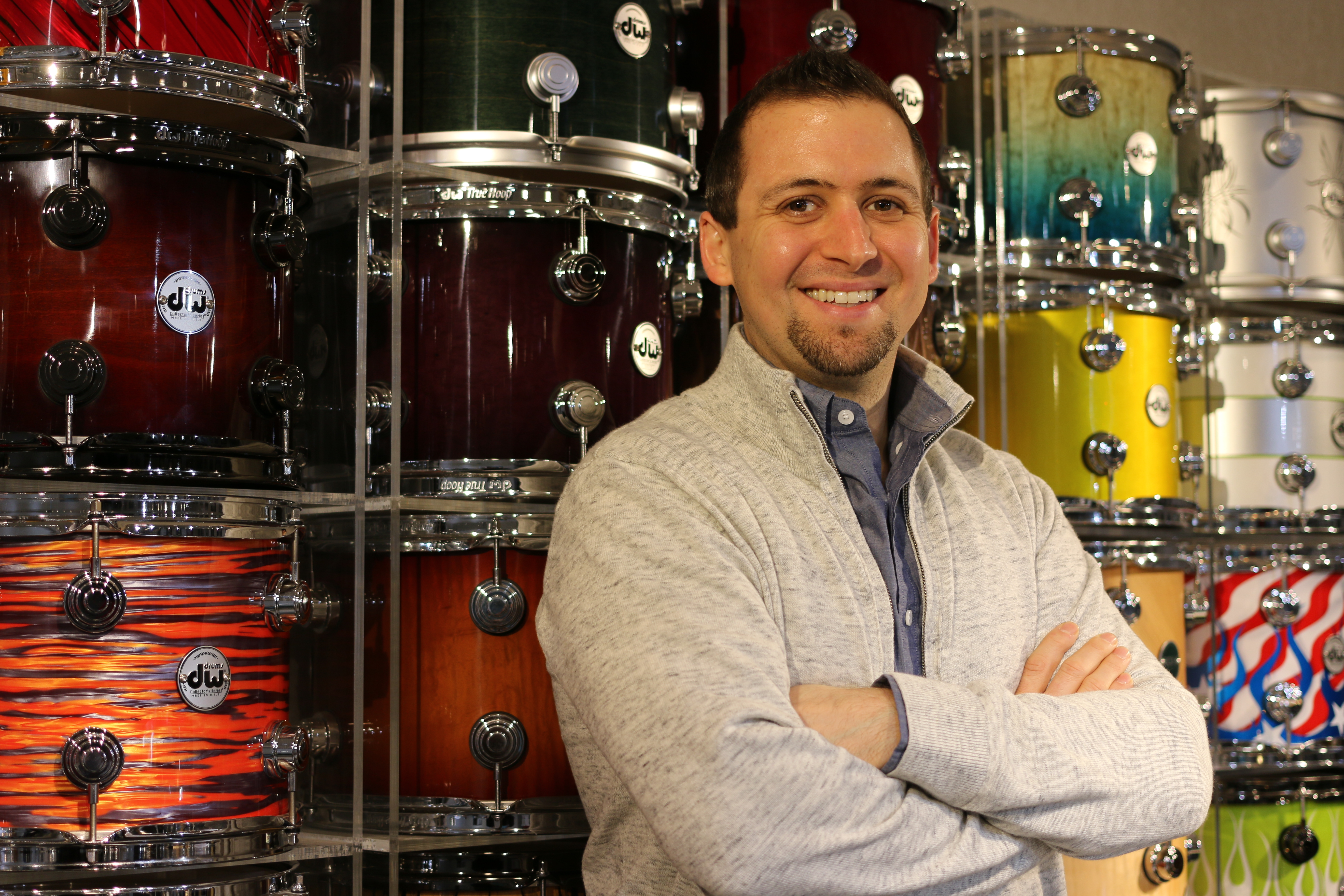 About - Drummer's Resource: Interviews and Advice with the World's ...