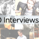 Top 10 interviews