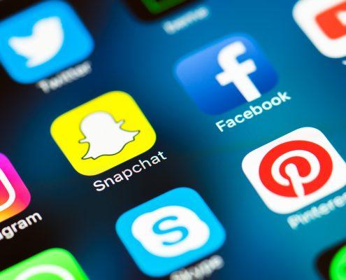 drumming social media